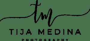 Tija Medina Photography Logo